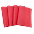 17克红色单双包装拷贝薄纸