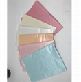 17-22克棉纸满版印刷珠光粉 节日礼品鲜花包装盒产品包装纸tissue paper 2