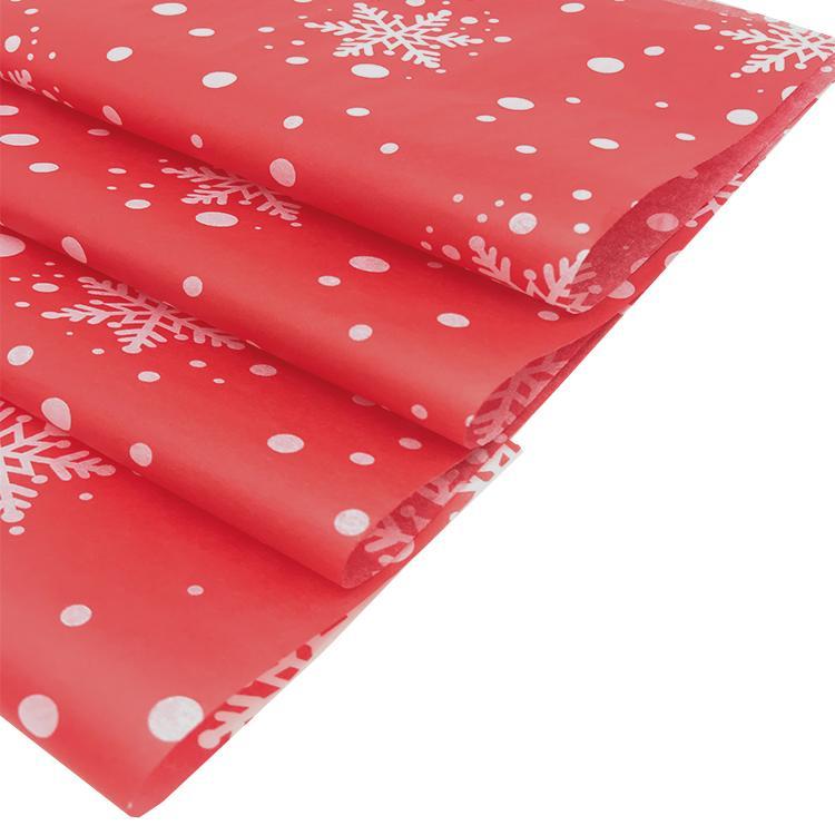 定制印刷圣诞雪梨纸17克拷贝纸定型防潮装饰 2