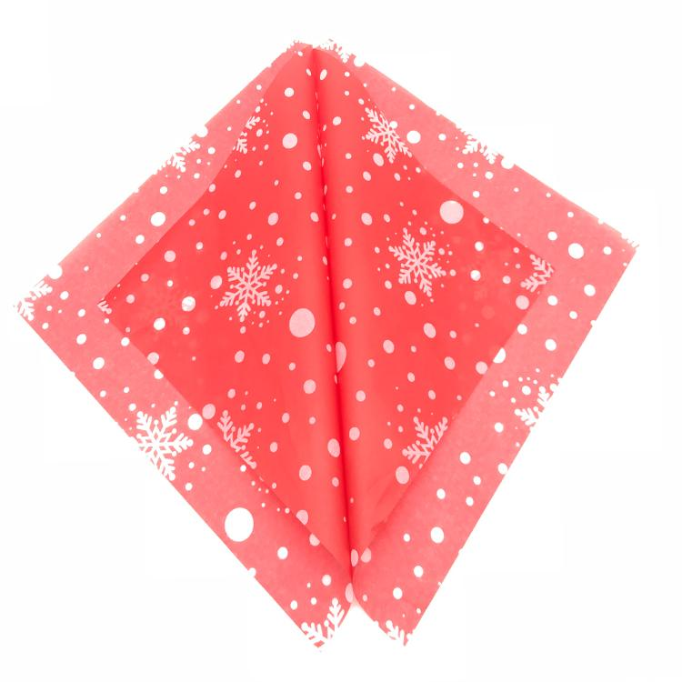 定制印刷圣诞雪梨纸17克拷贝纸定型防潮装饰 6