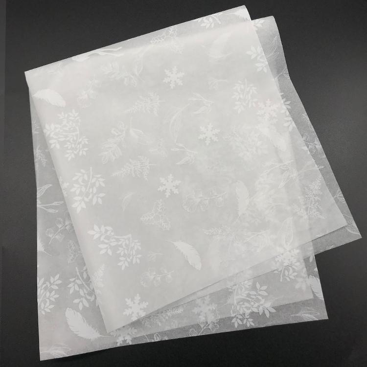 批发定制17克-35克圣诞雪梨纸印刷拷贝纸 2