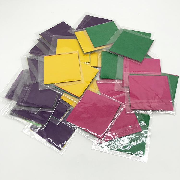 供应外贸亚马逊手工折纸装袋分切拷贝纸 5