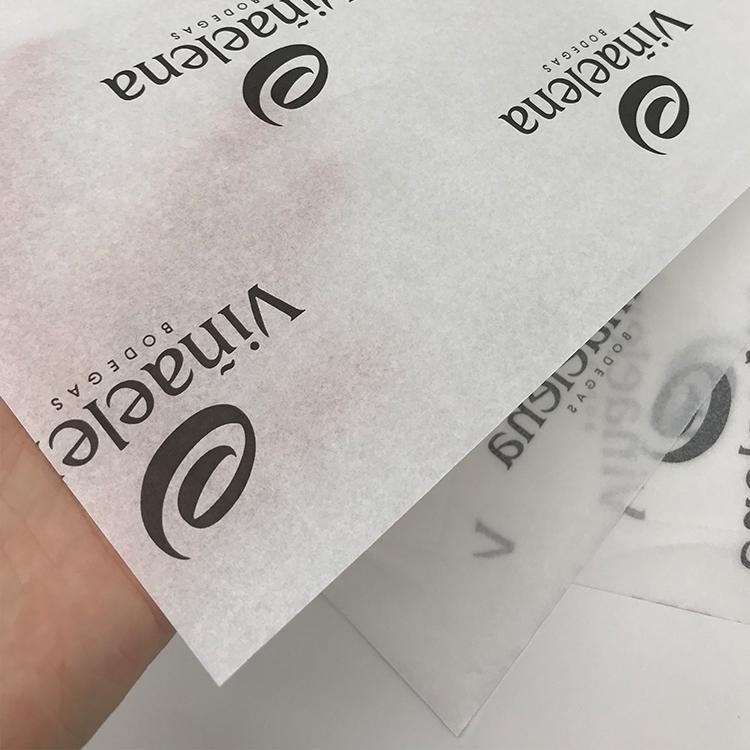 35克牛皮纸定制印刷黑色LOGO 8