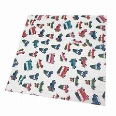 多色印刷17克拷贝纸圣诞雪梨纸silkpaper