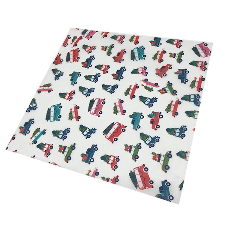多色印刷17克拷贝纸圣诞雪梨纸silkpaper 2