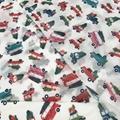多色印刷17克拷貝紙聖誕雪梨紙silkpaper
