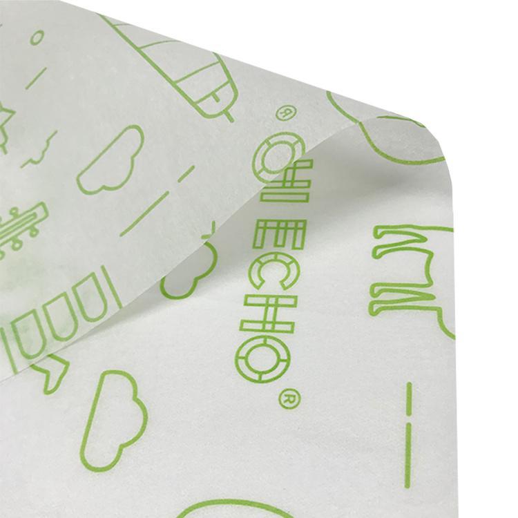 17克印刷單色Logo拷貝紙防潮包裝紙 4