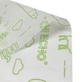 17克印刷單色Logo拷貝紙防潮包裝紙