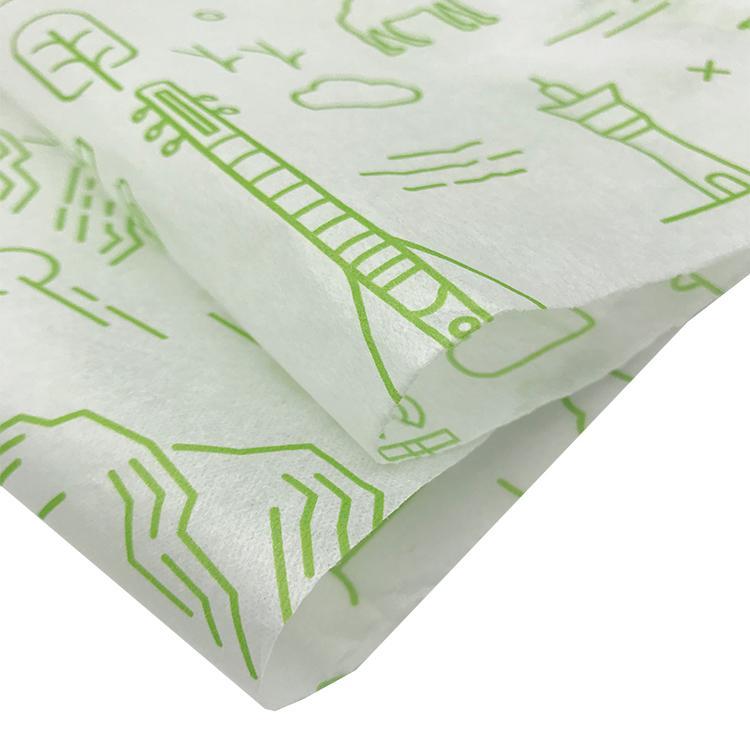 17克印刷單色Logo拷貝紙防潮包裝紙 8