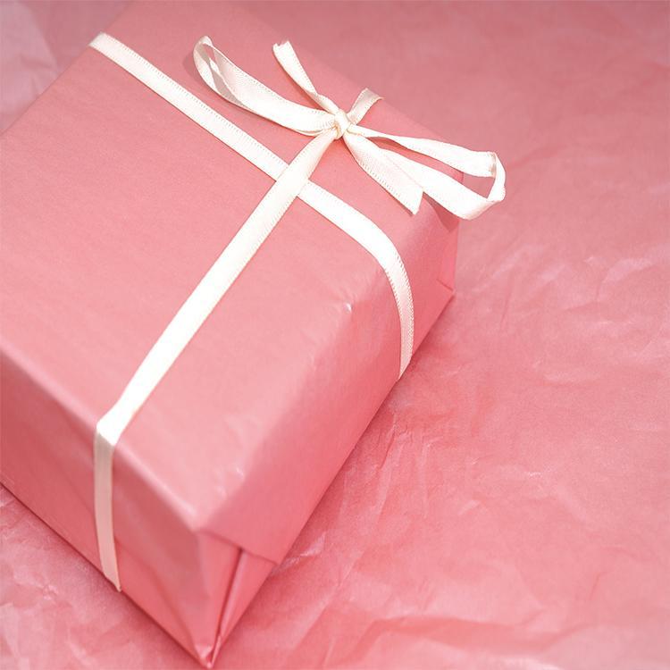 17克满版玫瑰金鲜花包装纸定型拷贝纸 1