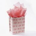 17克满版玫瑰金鲜花包装纸定型拷贝纸
