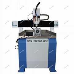 Desktop 4 Axis Small CNC Router Machine 6012 600*1200mm