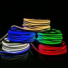 24V RGB Flex neon rope light