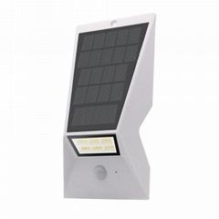 Super Bright 400lm Ip65 Waterproof Light Pir Sensor Security Led For Solar Lamp