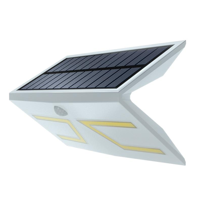 Wireless Security Outdoor Garden Using LED Smart Motion Sensor Solar Wall Light 1