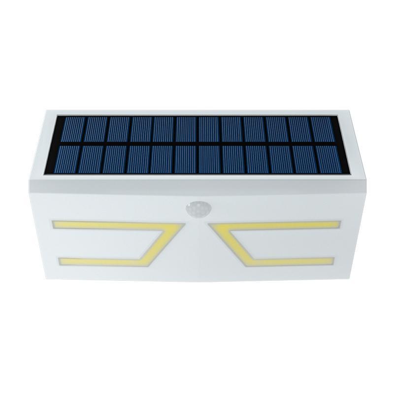 Wireless Security Outdoor Garden Using LED Smart Motion Sensor Solar Wall Light 2