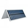 Wireless Security Outdoor Garden Using LED Smart Motion Sensor Solar Wall Light 4