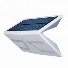 Patented Design PIR Motion Sensor LED Solar Outdoor Garden Wall Light