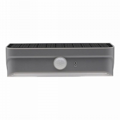 New Design Outdoor Solar Power Security Sensor Wall Light for House Garden