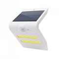 Energy Saving Home Decoration Waterproof IP65 Sensor Solar Outdoor Wall Lights 1