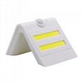 Energy Saving Home Decoration Waterproof IP65 Sensor Solar Outdoor Wall Lights 3