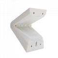 Energy Saving Home Decoration Waterproof IP65 Sensor Solar Outdoor Wall Lights 5