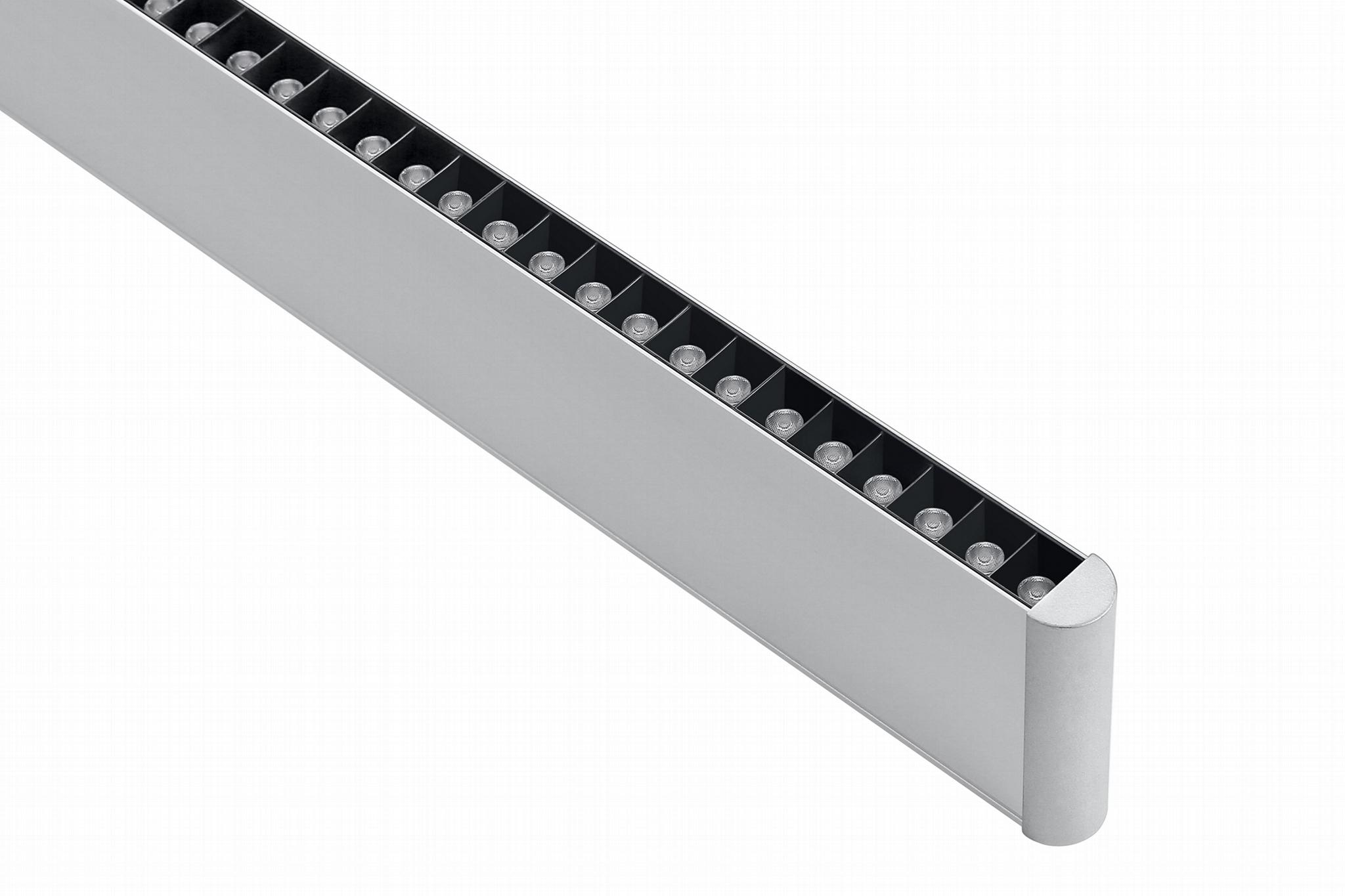 壁挂式反光杯線性燈 LH-2285-FG 2