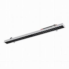嵌入式LED反光杯線性燈 LE8030-FG