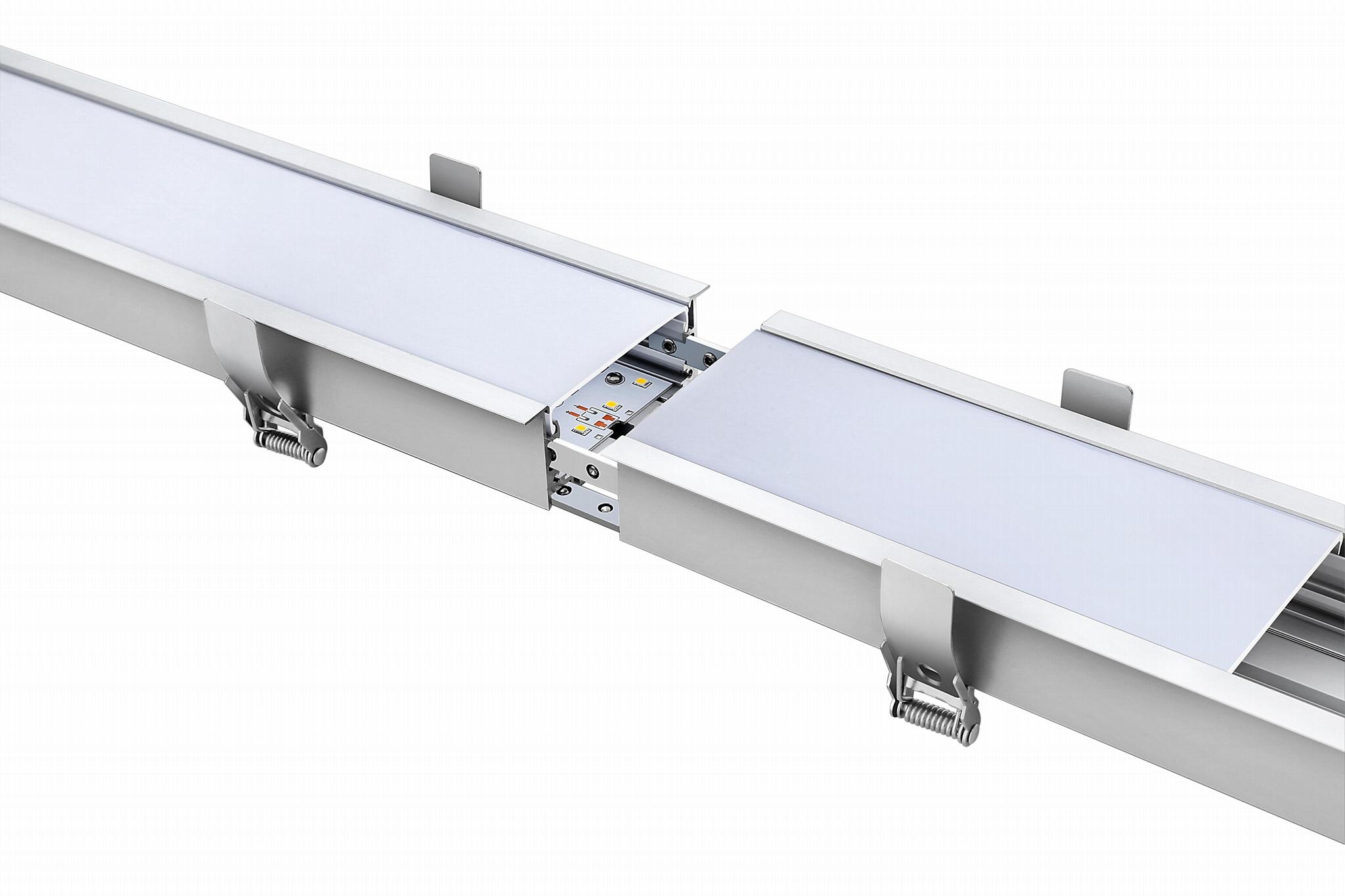 嵌入式線性燈 LE9035-PZ 2