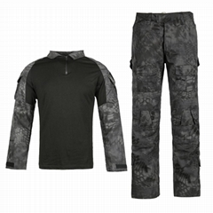 G2 G3 Outdoor Combat camouflage Military Breathable Hunter Airsoft Unif