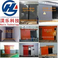 鉛門 - 射線防護設備