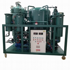 Hot sale TYS Series Waste Oil Decoloration Vacuum Oil Purifier