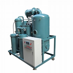 Manufacturer recommendation Series TYA Lubricating oil purifier