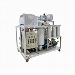 TYR Series Oil Decoloration Machine
