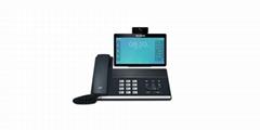 SIP-T58V 基於安卓系統的高端智能IP話機