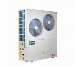 AIROSD brand 17kw DKFXR-017UCII EVI low temperature hot water heater heat pump f