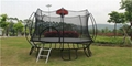 Outdoor Trampoline 15' for Kids with