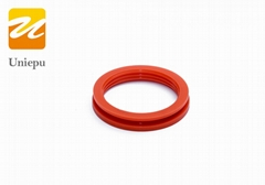 Solar Water Heater Rubber & Plastic Parts silver silicone ring
