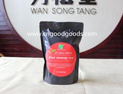 28 day flat tummy tea detox tea slimming herb tea