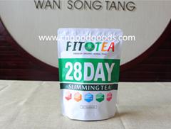 fit tea 28 day slimming tea hot sale in Africa health herb tea