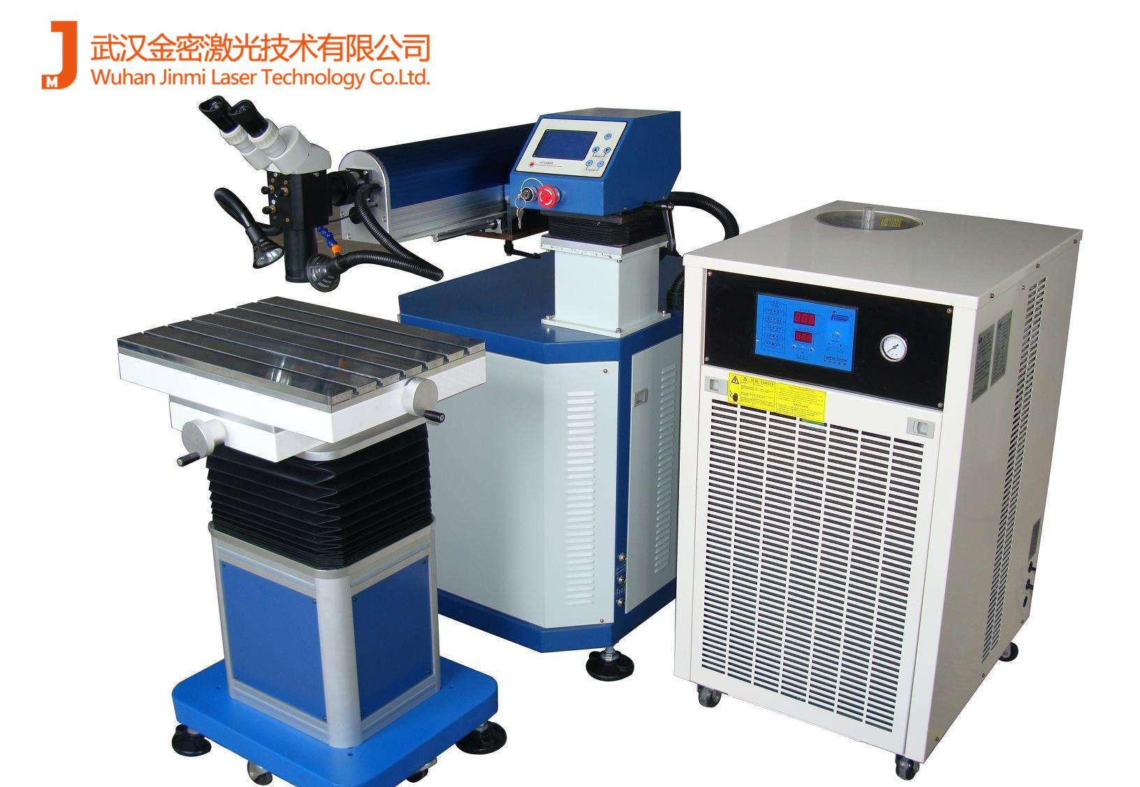 钛合金激光模具修补机 1