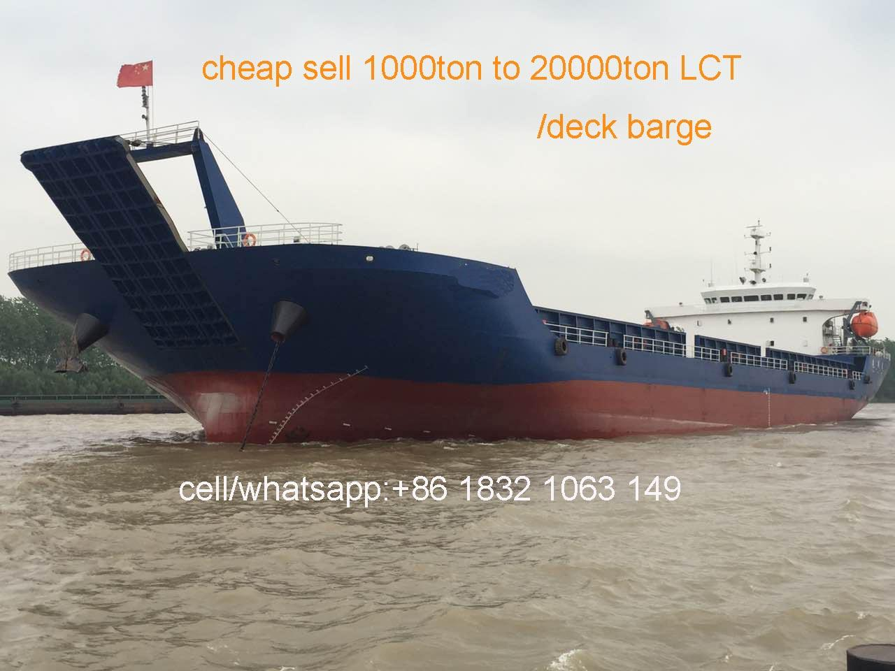 cheap LCT 10000T 12000T 15000T 20000T  SELL LANDING CRAFT 2