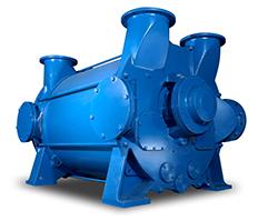 2BE系列水环真空泵 气体传输水循环高真空度铸铁高效卧式压缩机