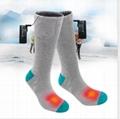 heated socks and gloves