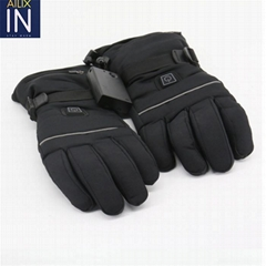 Electric Rechargeable USB heated gloves battery