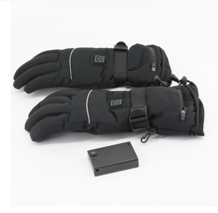 3.7V outdoor hunting motorcycle golf rechargeable battery electric gloves heated 2