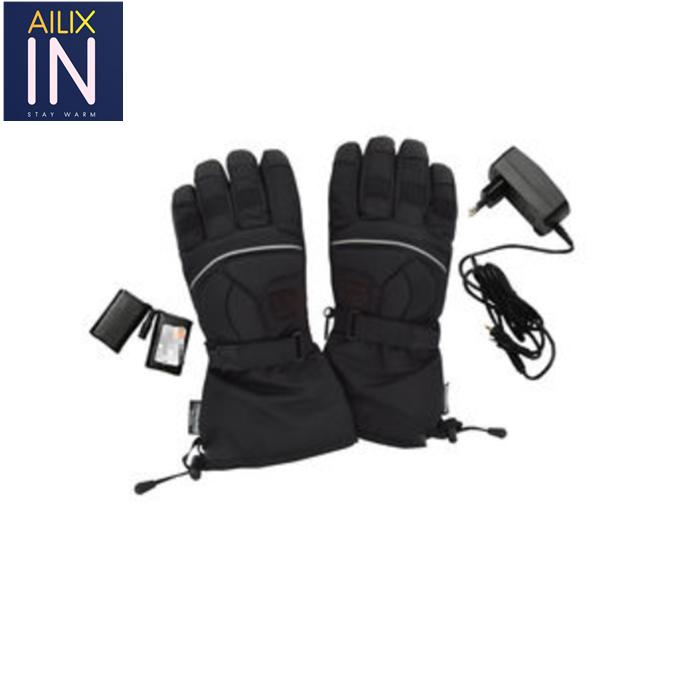 3.7V outdoor hunting motorcycle golf rechargeable battery electric gloves heated 4