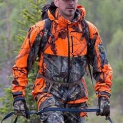 Ailixin Waterproof best heated hunting jacket ,camo heated jacket (Hot Product - 1*)