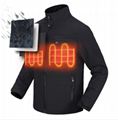 100% Down Heated Jacket for Women