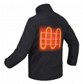 Rechargeable heated work jacket ,battery